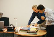 Sếp và nhân viên