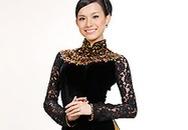 Hoa hậu Thùy Lâm sẽ mặc áo dài dát vàng của Thuận Việt