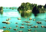 Vịnh Hạ Long xếp thứ 3 trong bình chọn kỳ quan thế giới