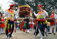 Múa Bồng Triều Khúc