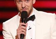 Justin Timberlake hôn chân David Beckham
