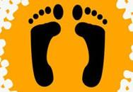 Dấu hiệu bệnh từ bàn chân
