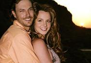 Nụ hôn bí mật của Britney và Kevin
