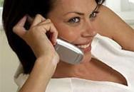 Không nên nói chuyện điện thoại trước khi đi ngủ