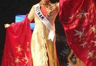HHHV 2008: Áo dài VN vào top 10 trang phục truyền thống