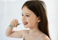 Cách đánh răng cho trẻ