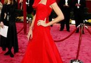 Những bóng hồng rực rỡ trên thảm đỏ Oscar