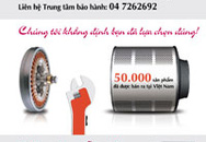 Chương trình bảo dưỡng miễn phí máy giặt lồng ngang LG tại Hà Nội