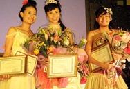 Phương Dung đoạt giải nhất Miss Kao 2008
