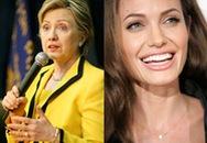 Các ngôi sao có họ với các ứng cử viên Tổng thống Mỹ