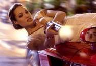 """""""Ác mộng"""" vì đóng cảnh """"nóng"""" với Angelina Jolie"""