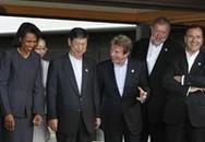 G8 hối thúc Myanmar tiếp nhận trợ giúp nước ngoài sau bão Nargis