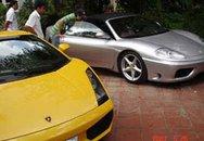 Đại gia Việt Nam chơi siêu xe