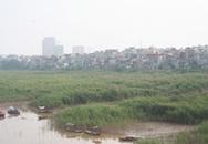 Dự án quy hoạch vùng thoát lũ sông Hồng khu vực Hà Nội: Di dời khoảng 23.000 hộ dân