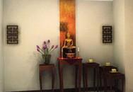 Nơi thờ cúng ở chung cư