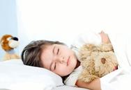 Luyện cho trẻ ngủ đúng giờ