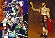 Picasso đạo tranh bậc thầy