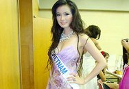 Cao Thùy Dương dẫn đầu bình chọn qua mạng