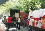 Cư dân khu nhà C1 Thành Công, Hà Nội: Băn khoăn ngày về