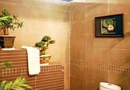 Phòng vệ sinh bài trí hợp phong thuỷ và những điều kiêng kỵ