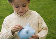 Dạy bé biết quý trọng đồng tiền