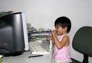Giúp trẻ từ 3-5 tuổi xem tivi và chơi game đúng cách