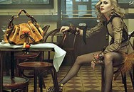 Madonna – người mẫu mới của Louis Vuitton