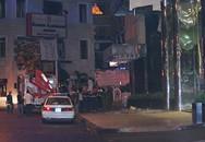 Sập trần khách sạn Caravelle giữa Sài Gòn