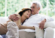 Nỗi niềm vợ trẻ chồng già