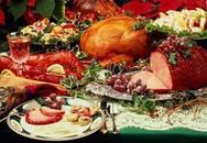 Món ngon mùa Giáng Sinh: Gà tây nhồi hạt dẻ