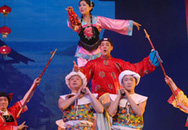Lễ hội hoa đăng dịp Tết Nguyên đán