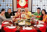 Bữa ăn ngày Tết cho cả gia đình