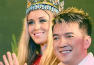 Chiêm ngưỡng Hoa hậu Thế giới rạng rỡ trong tà áo dài Việt Nam