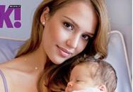Bí quyết giữ dáng của Jessica Alba sau khi sinh