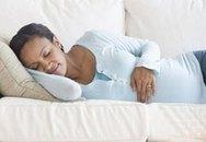 Chứng đầy bụng lúc ngủ ở thai phụ