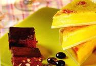 Học làm bánh: Bánh nhân bí phô mai