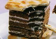 Học làm bánh: Bánh sô-cô-la nhân kem