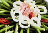 Món ngon cuối tuần: Canh rau nhút hải sản