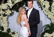 Chùm ảnh: Lễ cưới cổ tích của 'sao' Hollywood