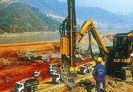Nhiều vết nứt tại công trình thủy điện Sơn La