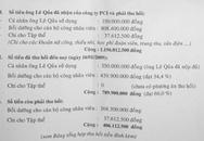 Ông Lê Quả nộp trả hơn 400 triệu nhận của PCI