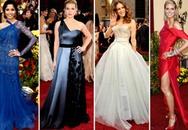 Những chiếc váy đẹp tha thướt trên thảm đỏ Oscar 2009