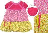 Bộ sưu tập váy hè rực rỡ cho bé