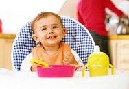 Thực đơn cho bé 1-3 tuổi
