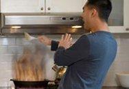 9 mẹo tránh bị bỏng trong nhà bếp