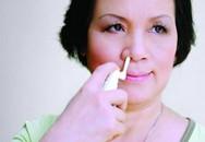 Cách xịt rửa mũi tránh viêm tai mũi họng