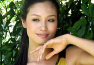 Siêu mẫu Hoàng Khánh Ngọc thoải mái và bình yên khi từ giã sàn catwalk