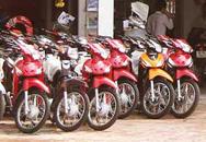 Xe máy Honda ầm ầm tăng giá