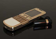 Chiêm ngưỡng 'dế' vàng siêu sang của Nokia