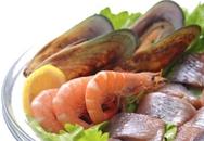 Nguy cơ ngộ độc từ hải sản